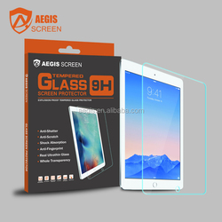 for Apple iPad pro tempered glass screen protector, glass protector for ipad pro