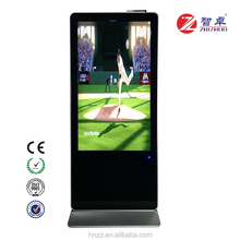 43 49 55 65 inch 1080p indoor shopping mall advertising player led HD vertical digital signage display