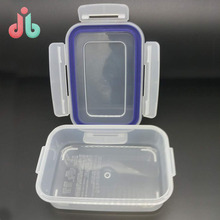 Customized pp Easy Open Fresh Food Grade Container for Kitchen in Plastic Injection