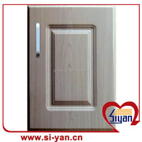 pvc film wrap kitchen wall cupboards door
