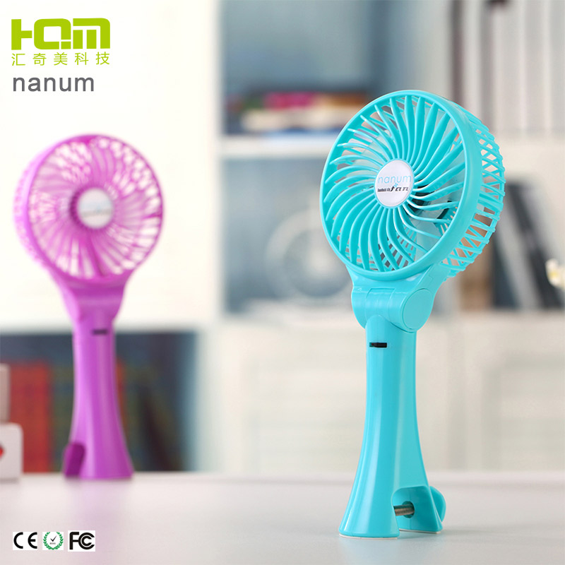 2016 Innovative Desk Handheld Clip USB Fan