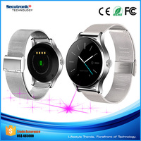 K88H Dual SIM Waterproof Smart Boost Watch Mobile Phone Touch Screen Bluetooth Headset