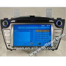 WITSON hyundai ix35 car audio system with touch screen