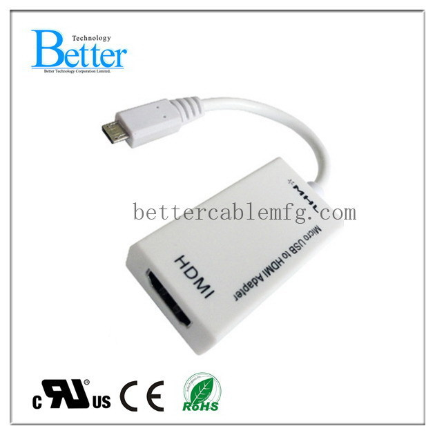 Popular Best-Selling mhl cable for android