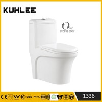 Ceramic western outdoor wc spy toilet cam toilet bowl series KL-1336