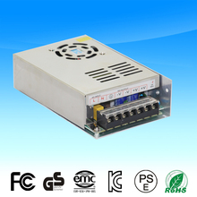 24V 400W IP20 Zhongshan factory switching power supply 16.7A constant voltage
