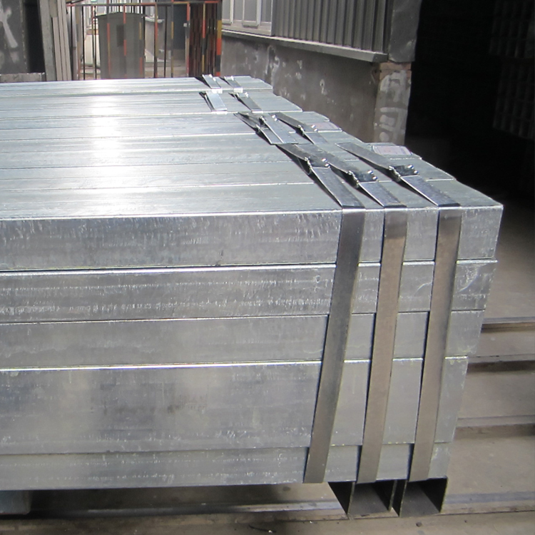 drilling x56 killed carbon galvanized rectangular square steel pipe