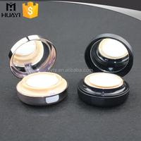 2016 New Arrival Elegant Empty bb cushion Compact Powder powder case With Mirror For Face Makeup Packaging