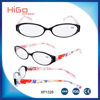 High quality led reading glasses, wholesale promotion eyeglasses