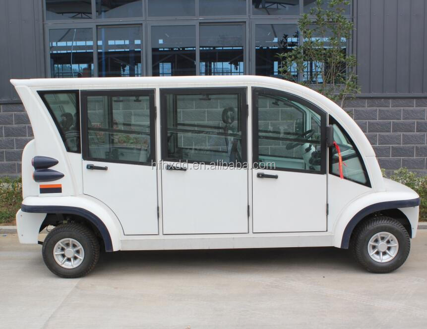 48v/210Ah battery 4 wheel electric cars cheap electric adult vehicle for sale 6 passengers
