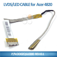 other computer parts LCD cable for Acer 4820 4820T 4820TG made in china