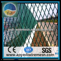 High quality expanded Plate Mesh Series(PVC coated)