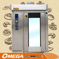 Built-In Installation bagels bake machine/ bread baking equipment Rotary Oven