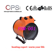 s5 Wholesale 2kw industrial electric blow heater