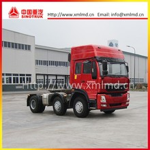 Sinotruk Homan 6X2 Used Tractor Head Truck For Sale