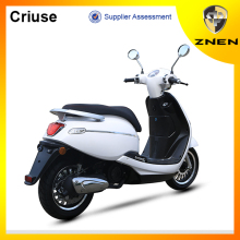 EURO IV 50CC/125CC fuel injection gas scooter with EEC certifiate