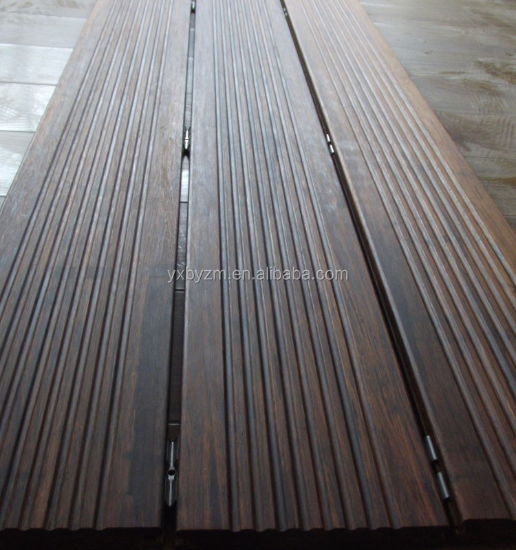 BY hot sale 18mm thickness outdoor decking for projects