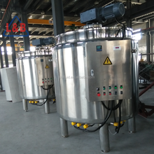 Honey , Black honey syrup, Glucose syrup equipment/Glucose syrup mixing tank
