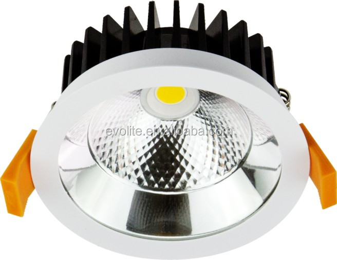 High Quality 4/5/6/8inch Dimmable 6W/8W/10W LED Downlight dali drivers