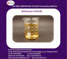 PETRO CHEMICAL OIL WELL CEMENTING ADDITIVES CX410L DEFOAMER LIQUID