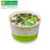 custom print paper bowl for hot food