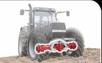 Carraro transmission and axle parts for Tractor