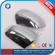 High Quality ABS Chrome Side Mirror Cover for Ford Ranger 2013