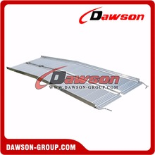 CE approved aluminum truck portable loading ramp