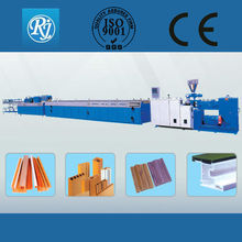 Customized WPC fence production line