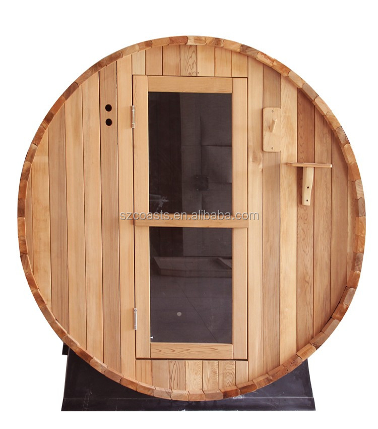 21 years manufacturer red cedar saunas outdoor barrel sauna dry steam room