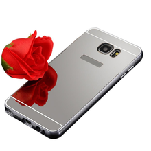 Best Products for Import Aluminum Bumper Case for Lenovo A7000/A369/A516/A536/A5000/A2010 Mirror Skin Cover