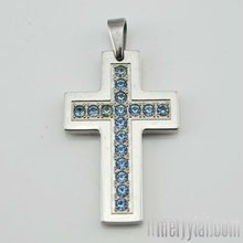 Russian Orthodox Cross Jewelry cross ( ML-12-ST0813-009)
