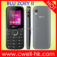 wholesale blu cell phones BLU ZOEY II T276 Four Band GSM 1.8 Inch TFT Display Dual SIM Card blu mobile phone