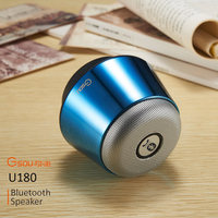 GSOU U180 Rechargeable 500mAh 5W Mini Portable Wireless Bluetooth Speakers