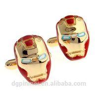 coordinate for female custom logo cufflinks made in China