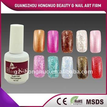 10 color New Nail Art Soak Off UV Gel Polish 15ML HN965