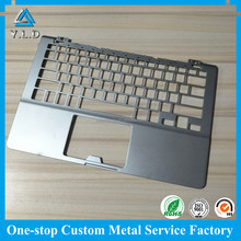 High-end Customized CNC Milling Aluminum Laptop Keyboard Shell