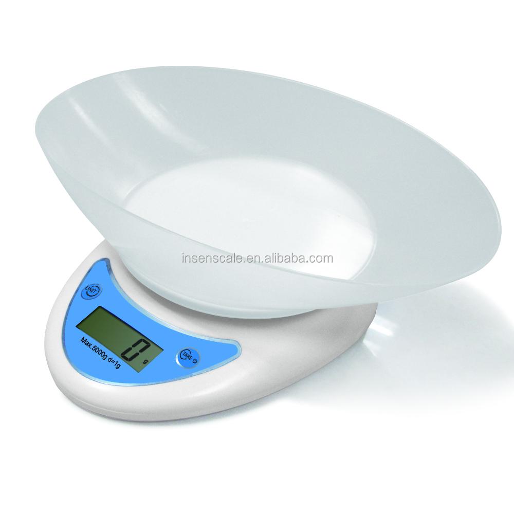 Electronic fashional bluetooth kitchen scale food digital for Bluetooth kitchen scale