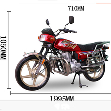 Chinese hot sale cheap LIFO classic 125cc 150cc eec motorcycle 125cc