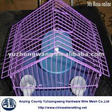 pvc coated birds cage welded wire mesh for sale