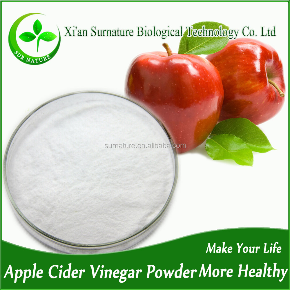 2015 New products 100% pure Apple Extract powder/Dried Apple Cider Vinegar Powder