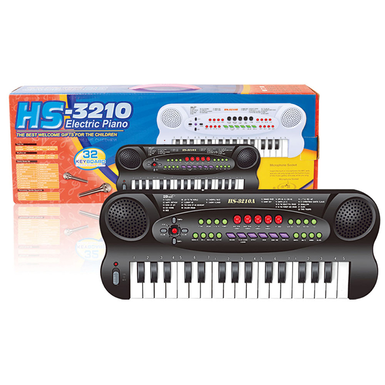 Best Selling Cheap Music Toy Piano Keyboard For Kid