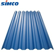 High Quality 0.12-1.5mm steel sheet tin color galvanized roofing sheets