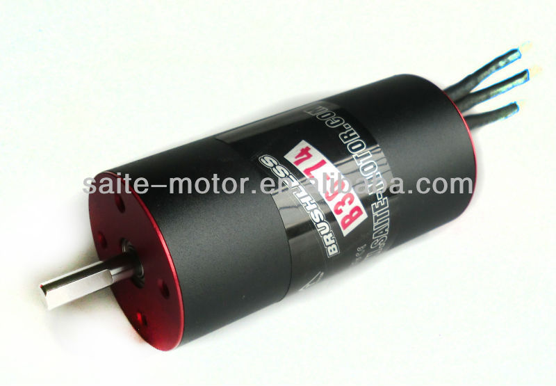 4 poles D36*L74mm DC motor Strong Power Same for rc leopard brushless motor ,for motor brushless boat,rc brushless car