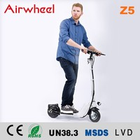 Off Road Fat Tire Electric Personal Mobility Scooter with 8 Inch Branded tire for car use Airwheel Z5