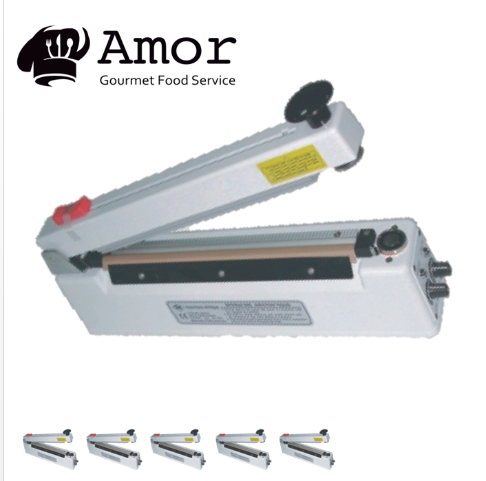 Advanced impulse medical sealer with high seal quality