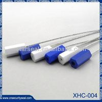XHC-004 Mechanical security cable seals pull wire seal lock