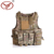 High strength nylon outdoor military tactical vest with pouches
