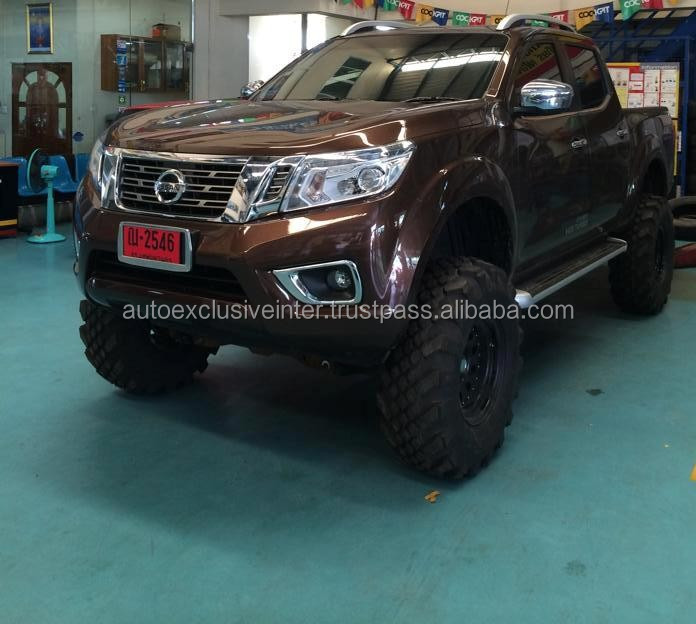 lift kit 5'' for Navara NP300 2014