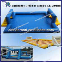 bounce game inflatable pvc water football
